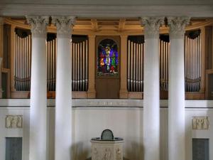 Orgel Grosse Kirche Fluntern