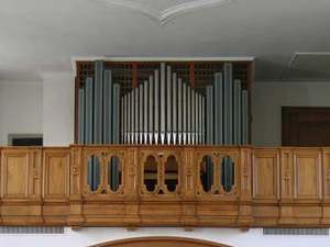 Orgel Alte Kirche Fluntern