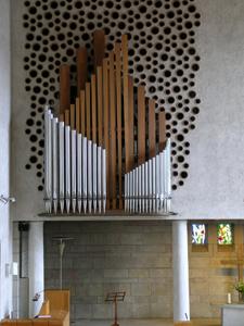 Orgelprospekt Zürich-Balgrist