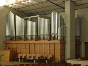 Orgel Zürich-Altstetten Grosse Kirche