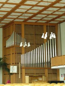 Metzler - Orgel Albisrieden Neue Kirche