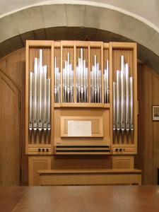 Kuhn Orgel Sakristei GMZH