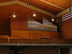 Orgel Bullingerkirche
