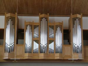 Orgel Hirzenbach