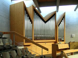 Muhleisen Orgel Leimbach