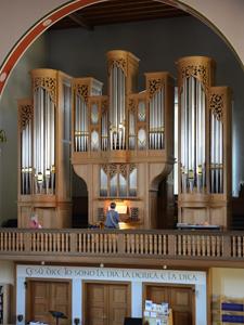 Metzler Orgel 1984