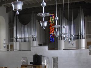 Kuhn Orgel Paulus Kirche 1934