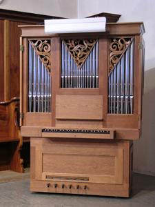 Kuhn-Chor-Orgel St. Peter