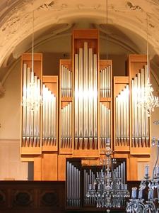 Muhleisen Orgel St. Peter