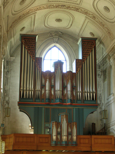 Kuhn-Orgel zu Predigern