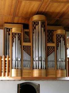 Orgel Kirche Schwamendingen