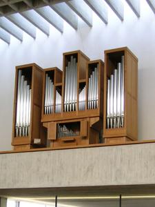 Metzler Orgel Andreaskirche