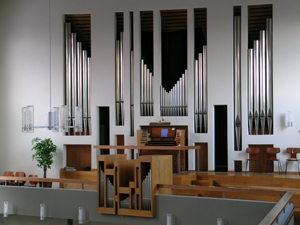 Metzler Orgel Unterstrass