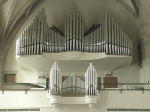 Kuhn-Orgel Wasserkirche