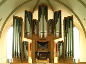 Kuhn Orgel Wipkingen