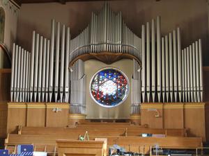 Kuhn/Maag-Orgel in der Zwinglikirche