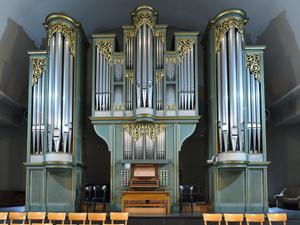 Metzler-Orgel St. Josef Zürich