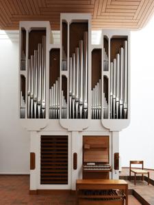 Kuhn Orgel Zürich-Leimbach