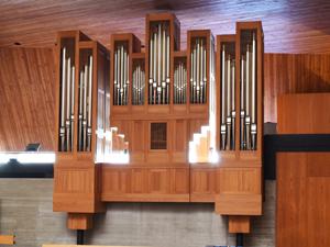 Hauser-Orgel Maria Krönung