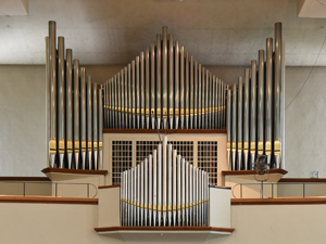 Metzler-Orgel Neue Kirche Witikon